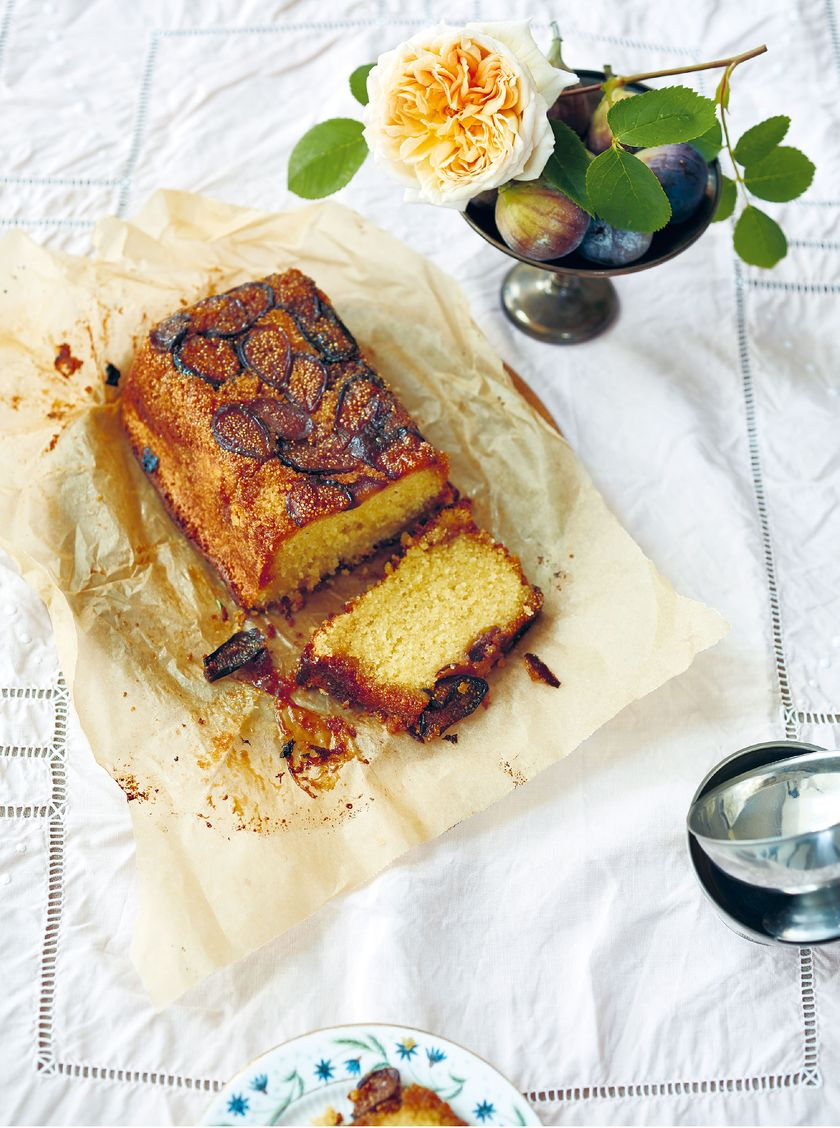 Easy Baking Recipes | Fig Loaf Cake