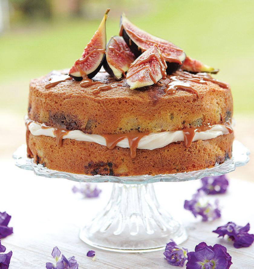 our favourite fig recipes