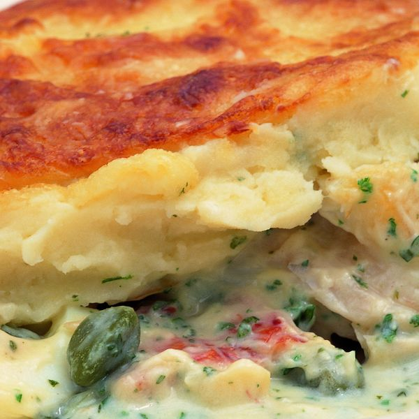 Luxury Smoked Fish Pie The Happy Foodie