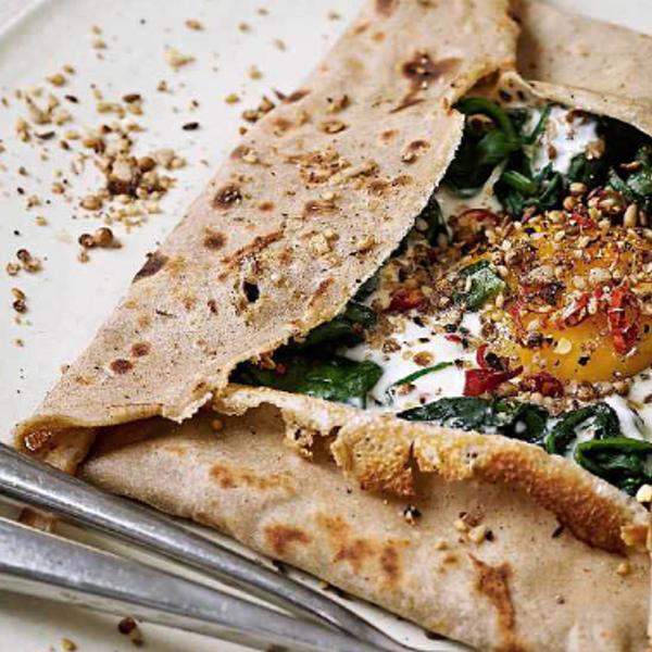 Turkish Spinach Galette The Happy Foodie