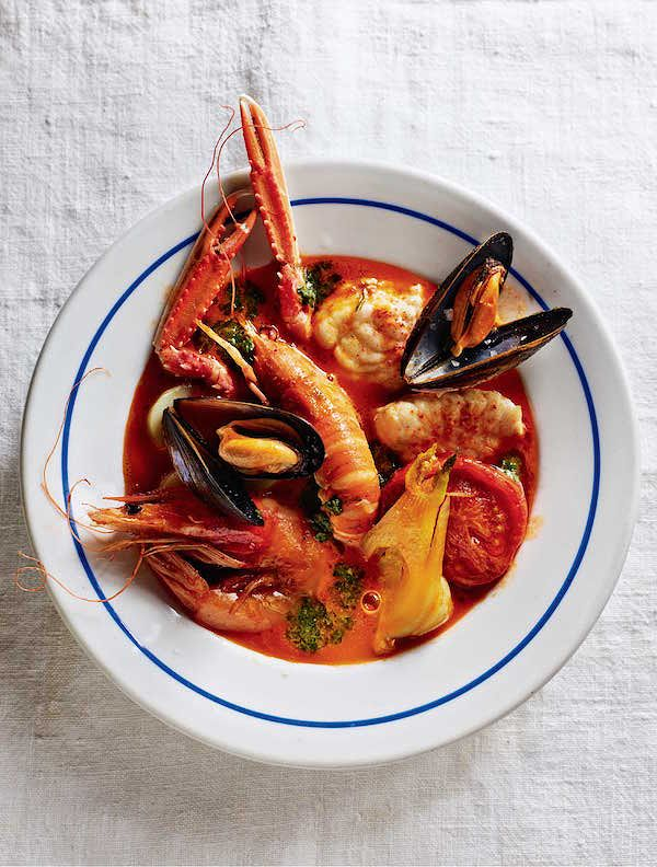 rick stein secret france The flavours of Bouillabaisse
