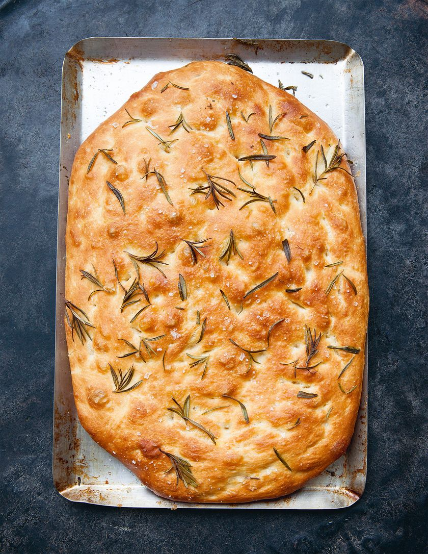 Best Bread Recipes | Easy Focaccia
