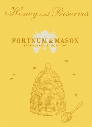 Cover of Fortnum & Mason Honey & Preserves