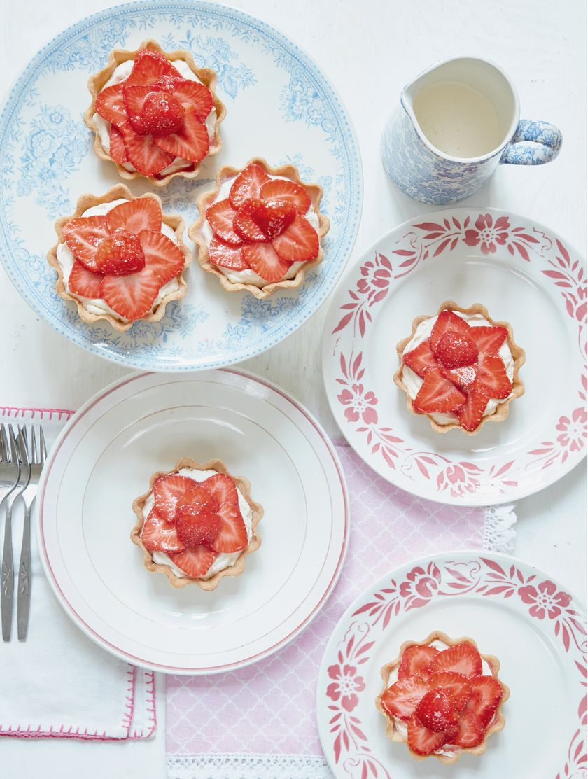 mary berry's make-ahead mother's day menu