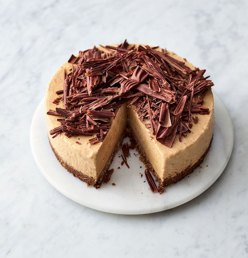 summer cheesecake recipes banoffee chocolate cheesecake jamie oliver 5 ingredients