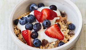 DIY Oaty Fruity Cereal from Jamie Oliver's Food Revolution