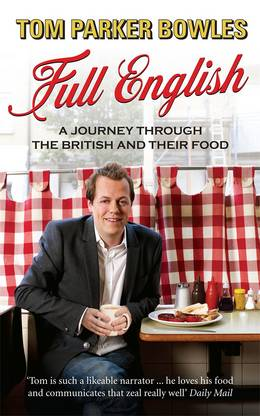 Cover of Full English: A Journey through the British and their Food