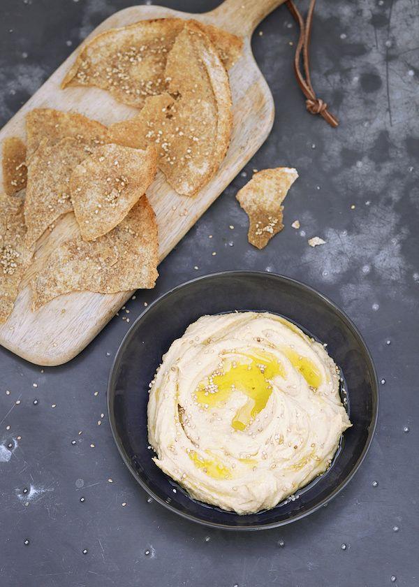 nigella garlic hummus recipe