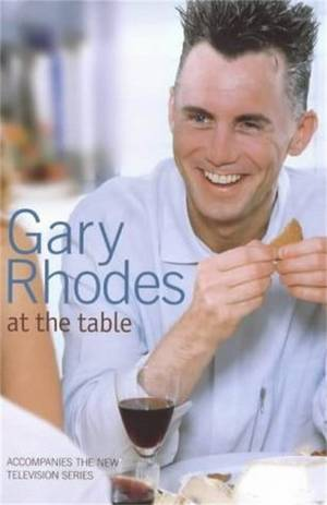 Cover of Gary Rhodes At The Table