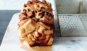 Cinnamon & Raisin Jumble Loaf