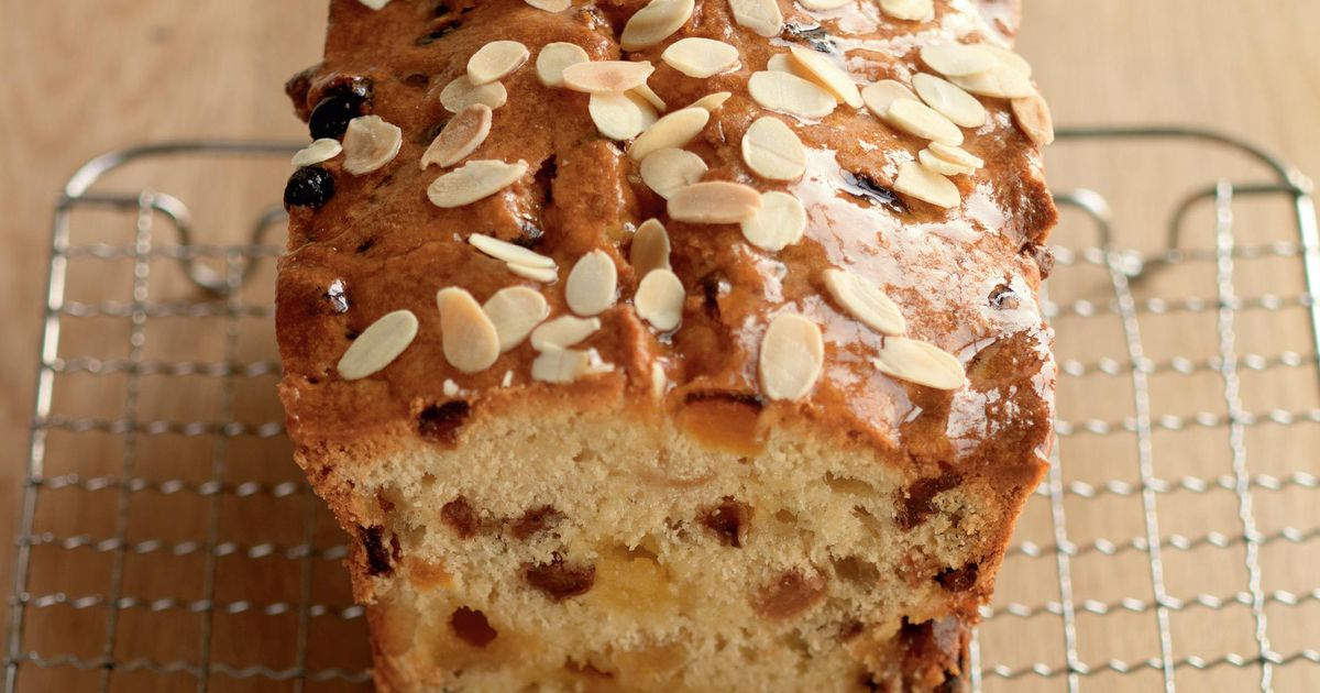 Mary Berry Apricot And Marzipan Loaf Cake
