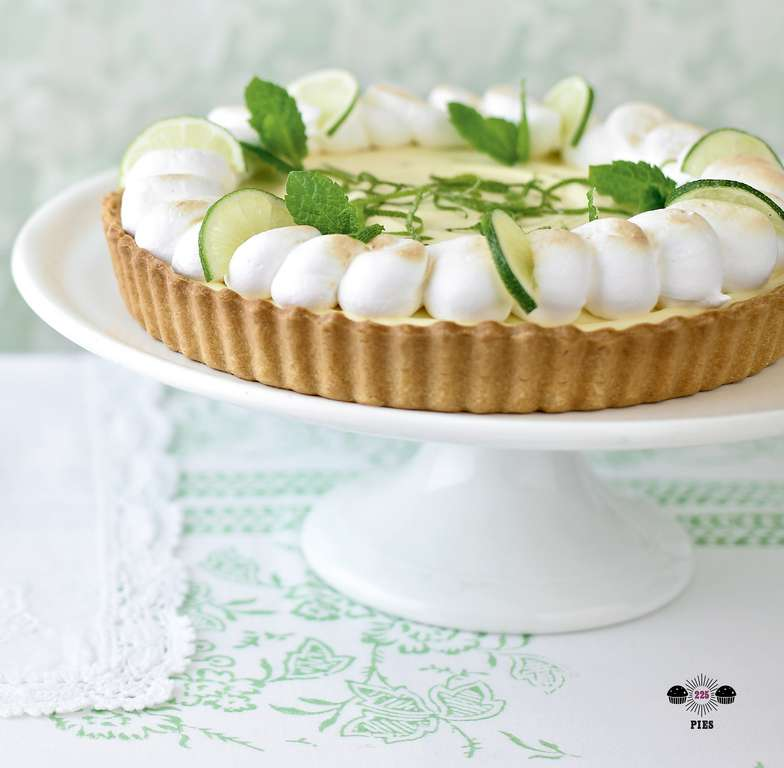 American Lime Pie
