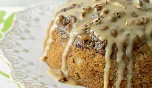Mary's Toffee Apple & Pecan Pudding