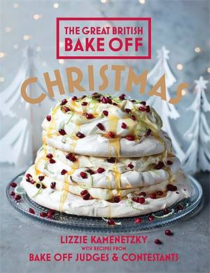 Cover of The Great British Bake Off: Christmas