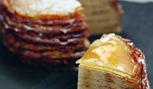 Quire of Pancakes (1714)