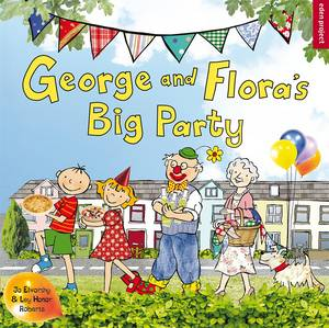 Cover of George and Flora's Big Party