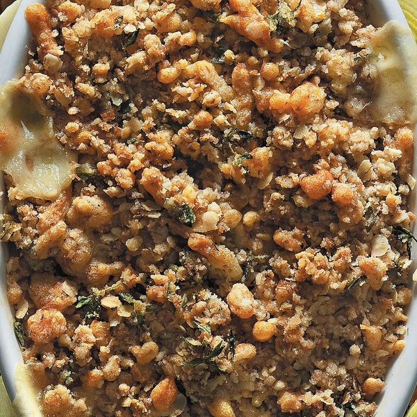 Leek crumble the happy foodie ideal for getting vegetables into your meals this savoury leek crumble is an easy midweek dish the recipe has extra flavour from smoked cheese and thyme forumfinder Choice Image