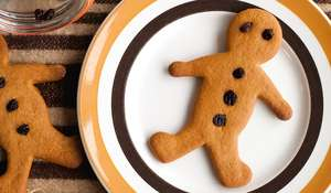 Easy Gingerbread Men Recipe | Make Ahead Christmas Baking Recipes