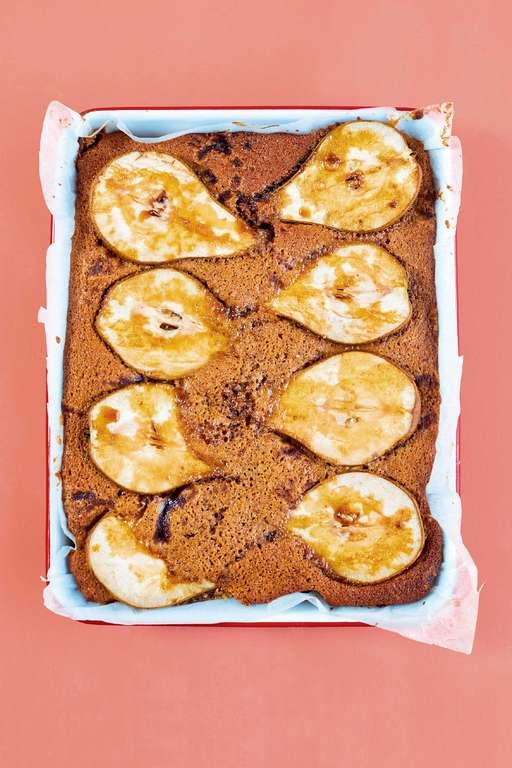 Gingerbread Pears