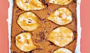 Gingerbread Pears | Easy Dessert