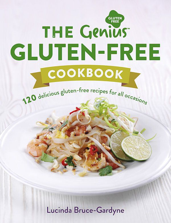 best gluten free cookbook the genius gluten free cookbook lucinda