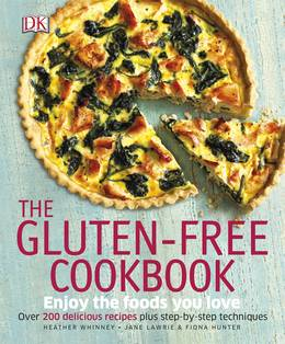 Cover of The Gluten-Free Cookbook