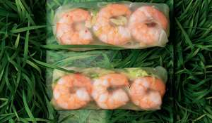 Fresh Summer Viatnamese Rolls Recipe, with Prawns | Gok Wan