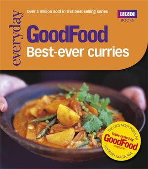 Cover of Good Food: Best-ever Curries: Triple-tested Recipes