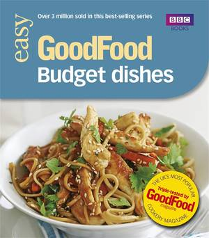 Cover of Good Food: Budget Dishes: Triple-tested Recipes