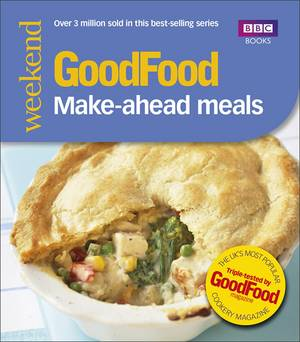 Cover of Good Food: Make-ahead Meals