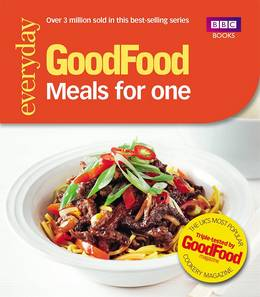 Cover of Good Food: Meals for One: Triple-tested recipes