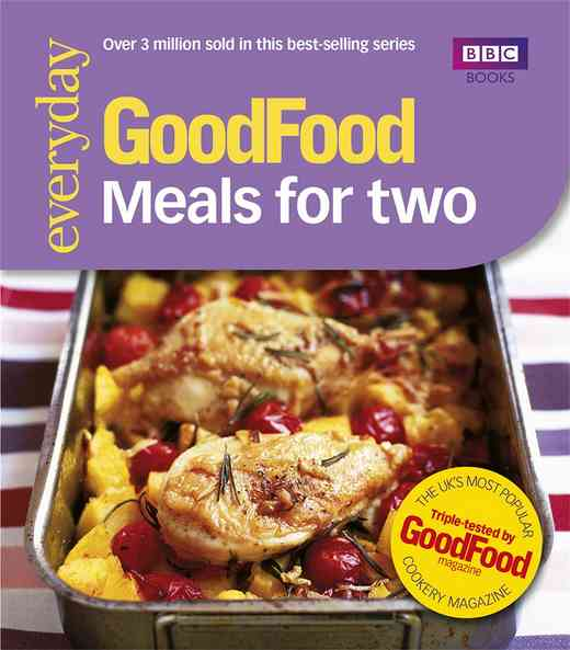 Good food meals for two triple tested recipes the happy foodie cover of good food meals for two triple tested recipes forumfinder Images