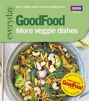 Cover of Good Food: More Veggie Dishes