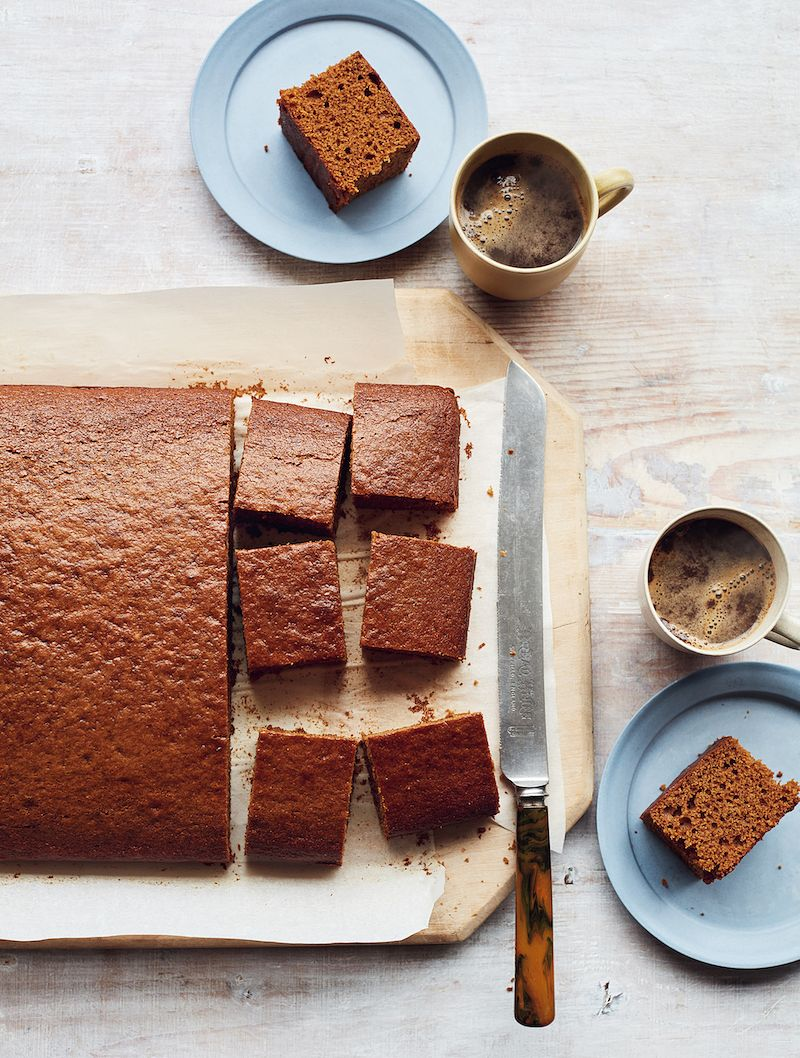 best recipes of 2020 Granny's GingerbreadfromSimple Comforts by Mary Berry