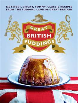Cover of Great British Puddings