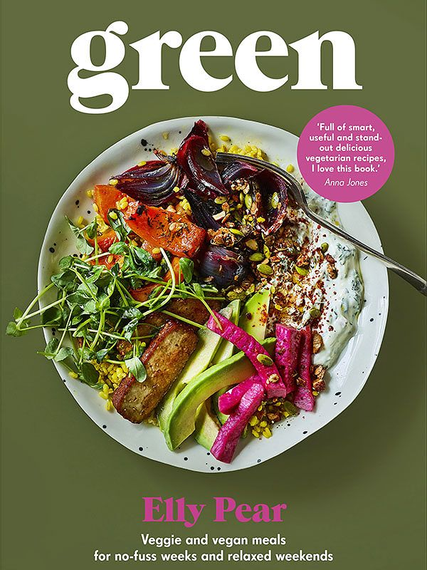 Best cookbooks 2019 - 7, Green by Elly Pear