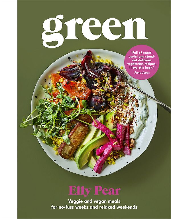 best january cookbooks elly pear green