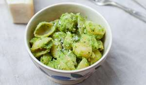 Green Pea Pesto