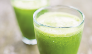 Green Giant Smoothie from Juiceman