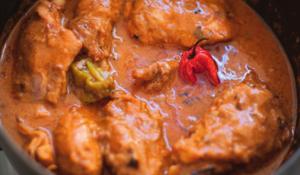 West African Groundnut Stew | One-pot Chicken Dish