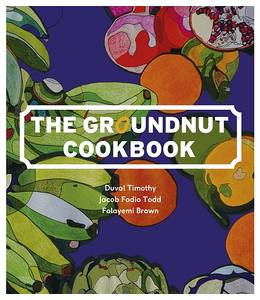 Cover of The Groundnut Cookbook