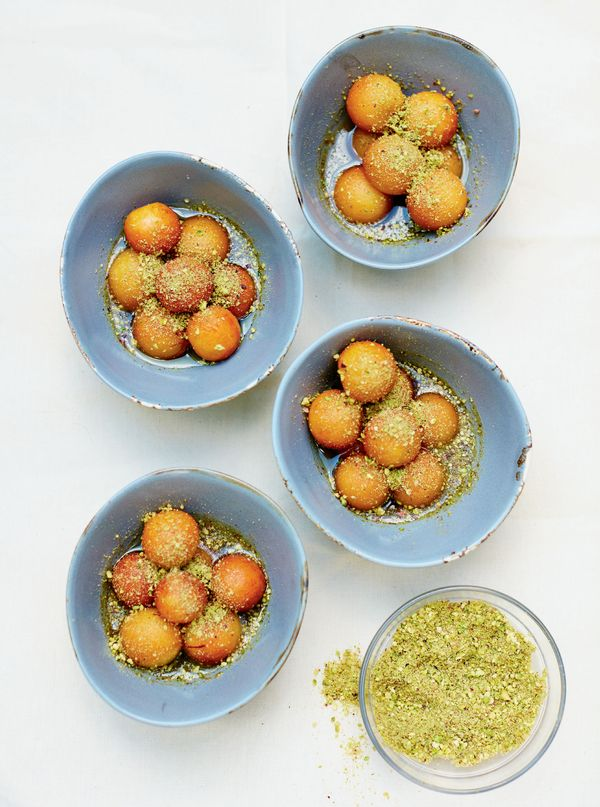 Meera Sodha's Indian Festive Menu
