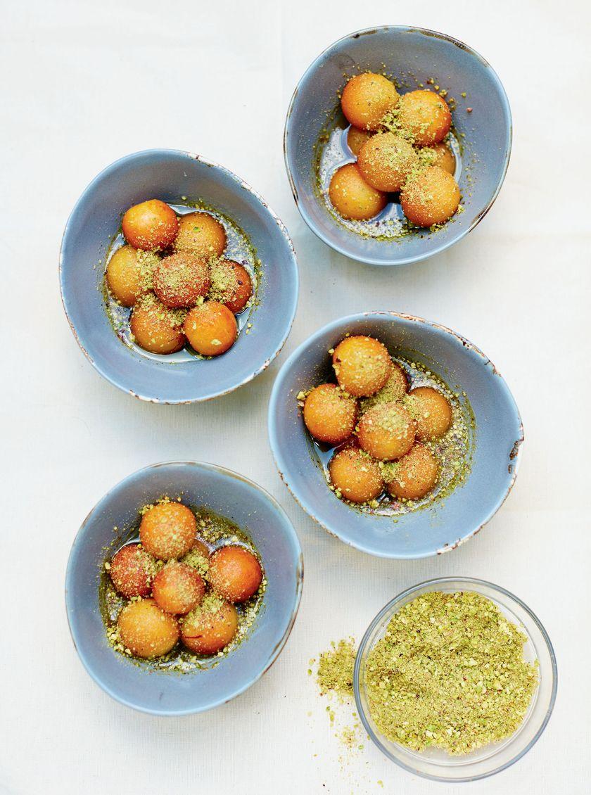 Meera Sodha's Indian Festive Menu