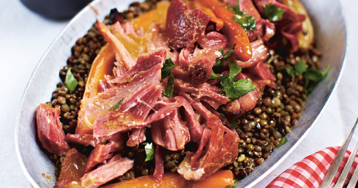how to cook an unsmoked ham hock