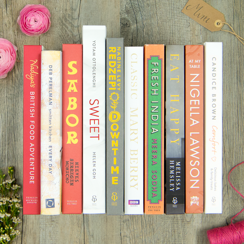 Top 10 cookbooks for Mother's Day 2018