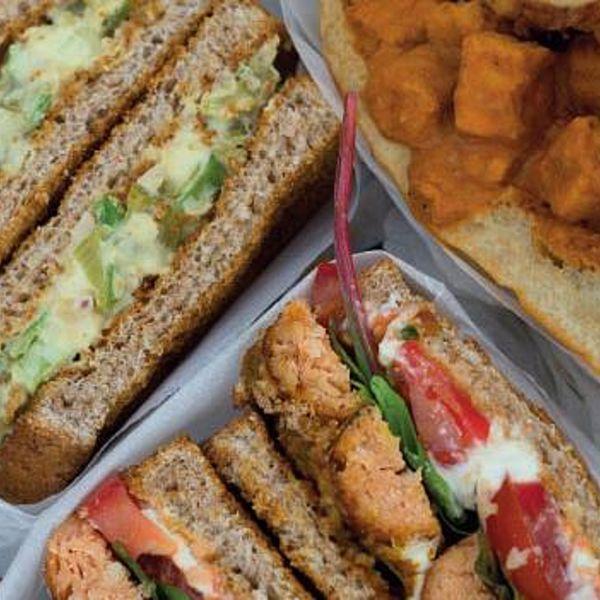 Plant Based Kids Vegan Sandwich Recipes For Back To School 2021