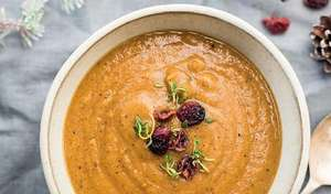 The Happy Pear's Vegan Christmas Soup Recipe
