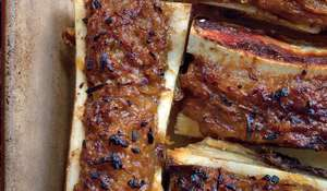 Grilled Bone Marrow