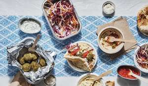 Chris Bavin's Falafel Feast | Healthy Middle Eastern-Inspired Recipe