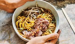 Healthy Duck Noodle Soup Recipe | Thai